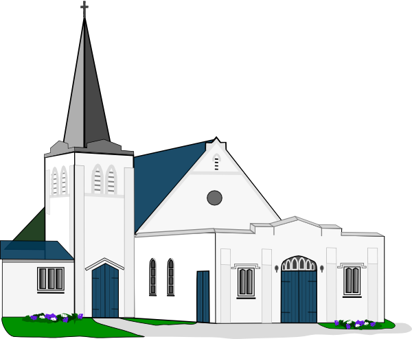 Catholic Church Clipart.