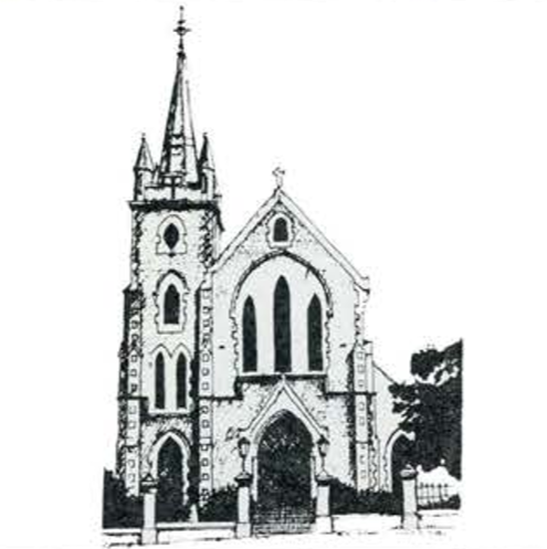 St Josephs Roman Catholic Church Uitenhage 1899.