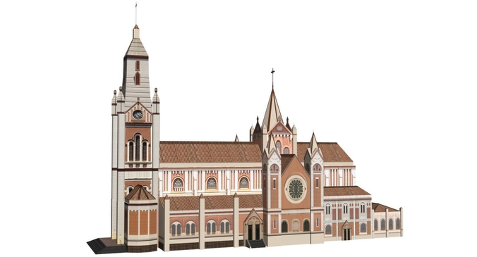 Catholic church png 5 » PNG Image.