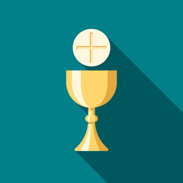 Best Catholic Mass Illustrations, Royalty.