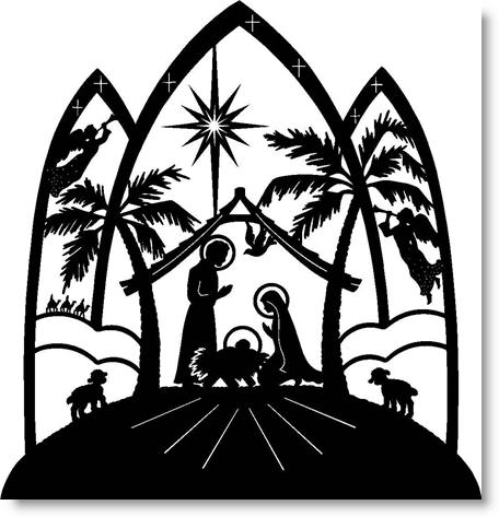 Showing post & media for Christmas clip art religious symbols.