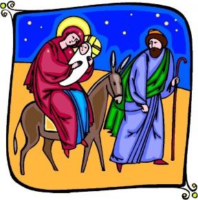 Catholic Christmas Clipart.
