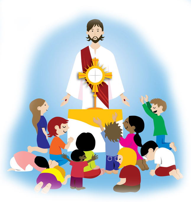 Adoration for Children.