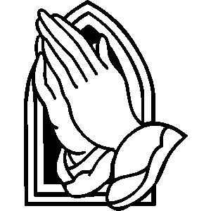Catholic clip art black and white free clipart 4.