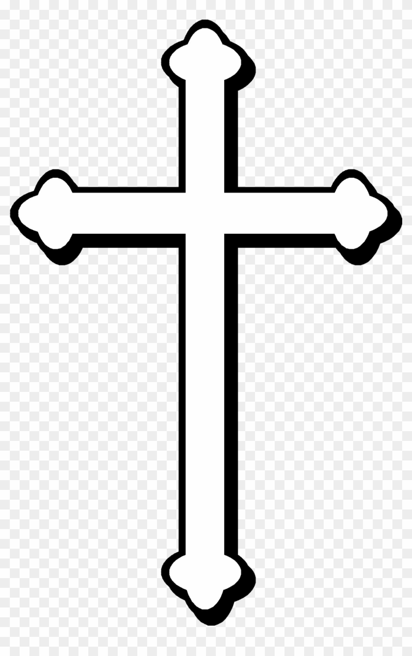 Christian Cross Png Images Free Download Clip Art Black.