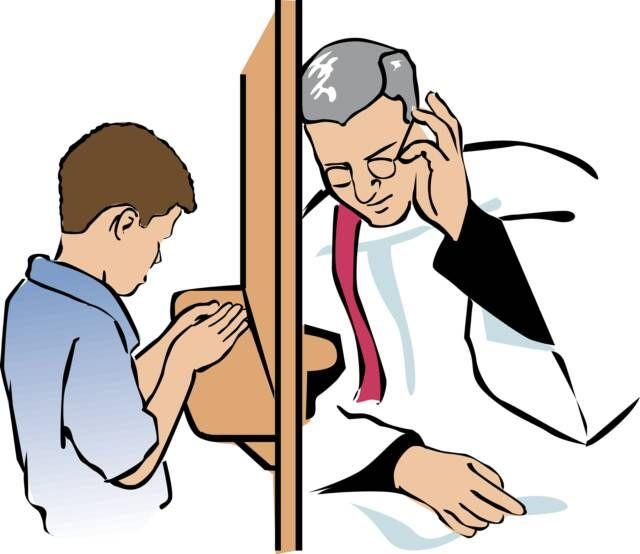Catholic Priest Clip Art.
