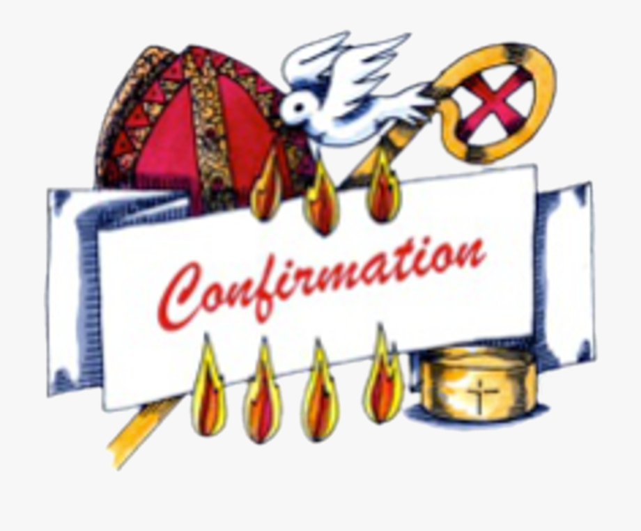 Confirmation Clipart Catholic Funeral.