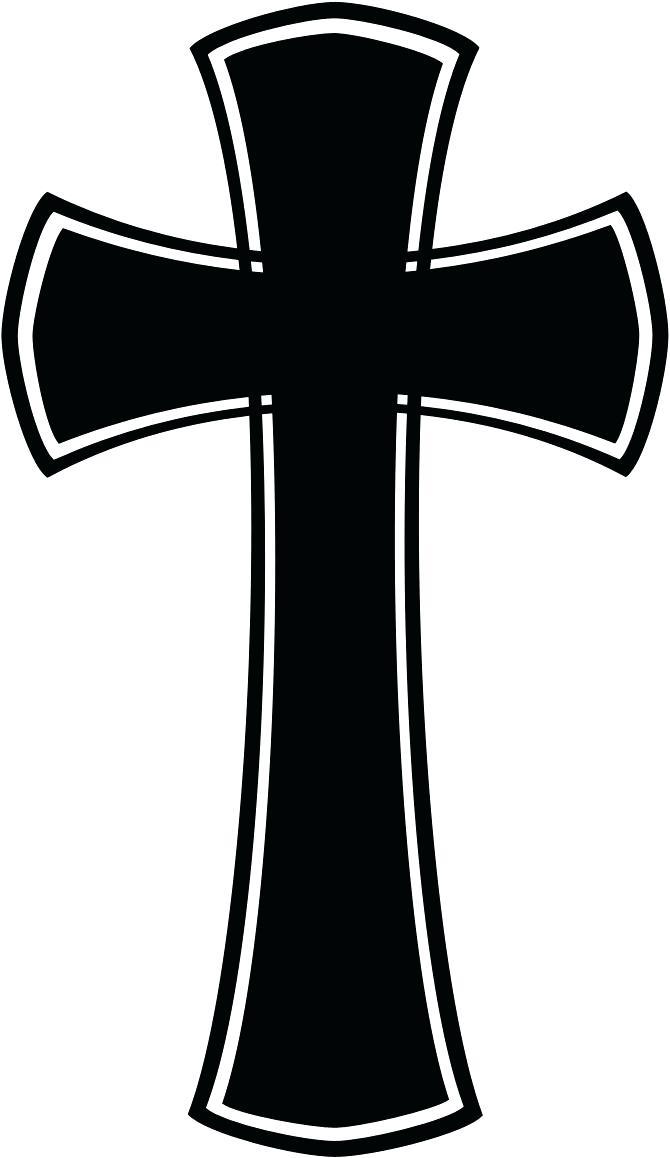Crosses clipart pin cross 4 catholic.
