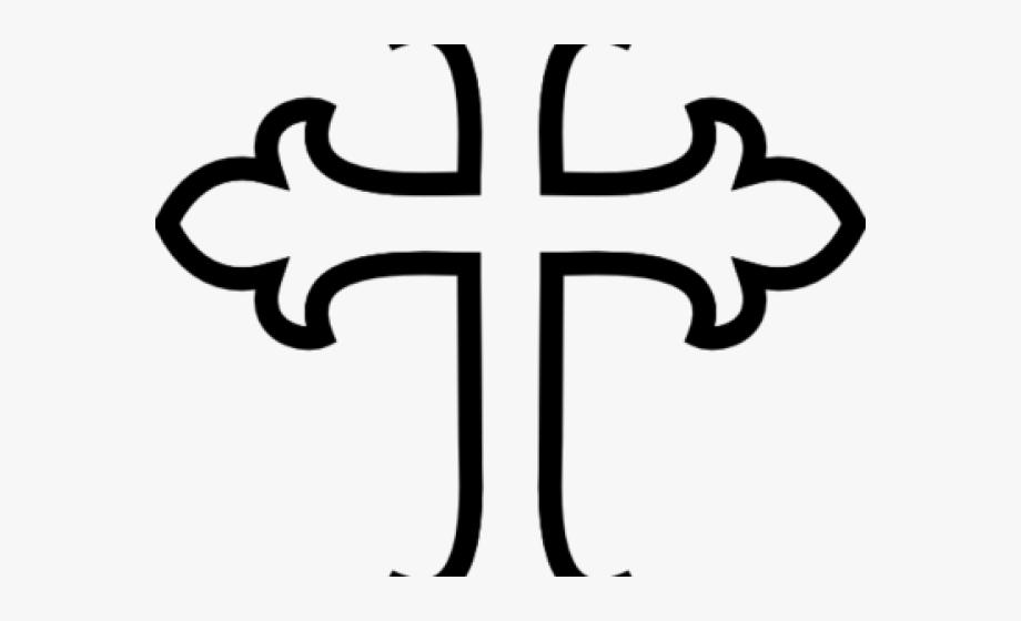 Celtic Cross Clipart.