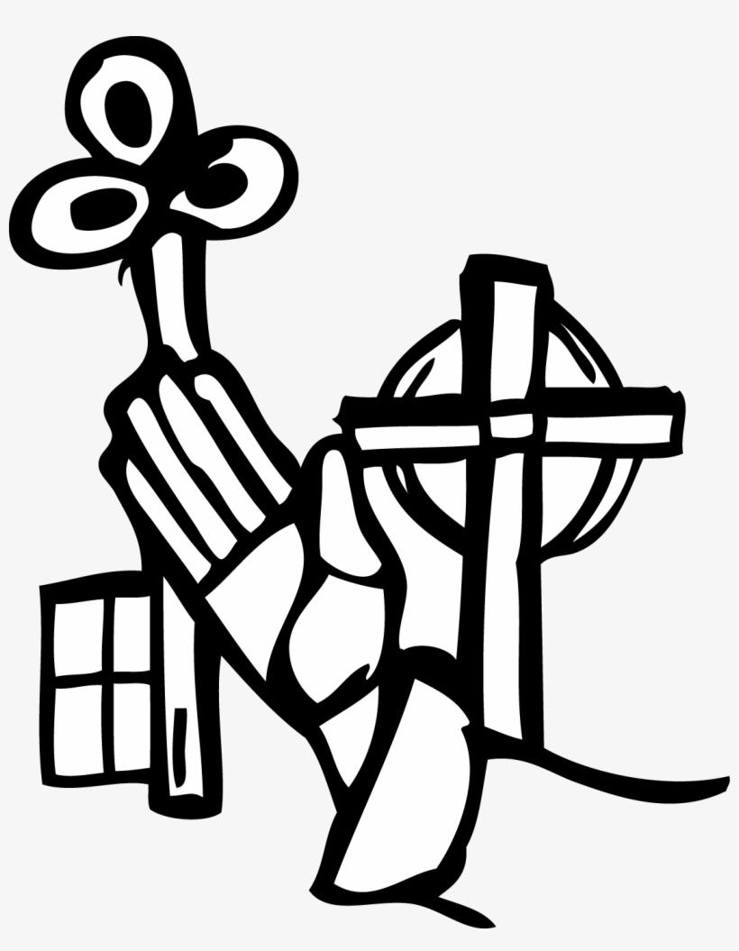 Eucharist Drawing.