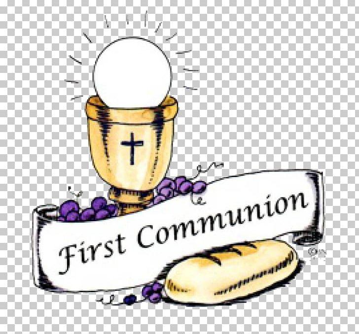 First Communion Eucharist Catholic Church Sacrament Mass PNG.