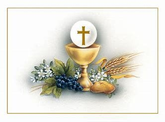 Image result for First Holy Communion Clip Art Banner.