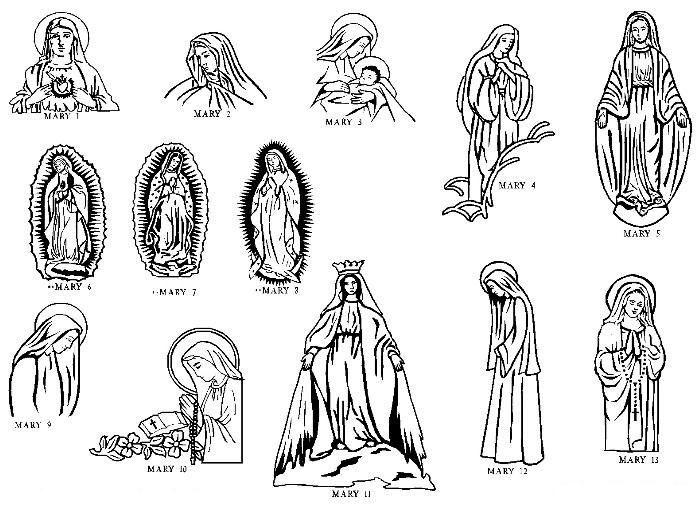 Catholic funeral clipart.