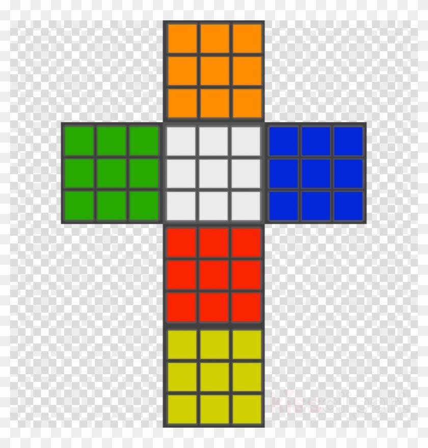 Make A Rubix Cube Clipart Rubik's Cube How To Solve.