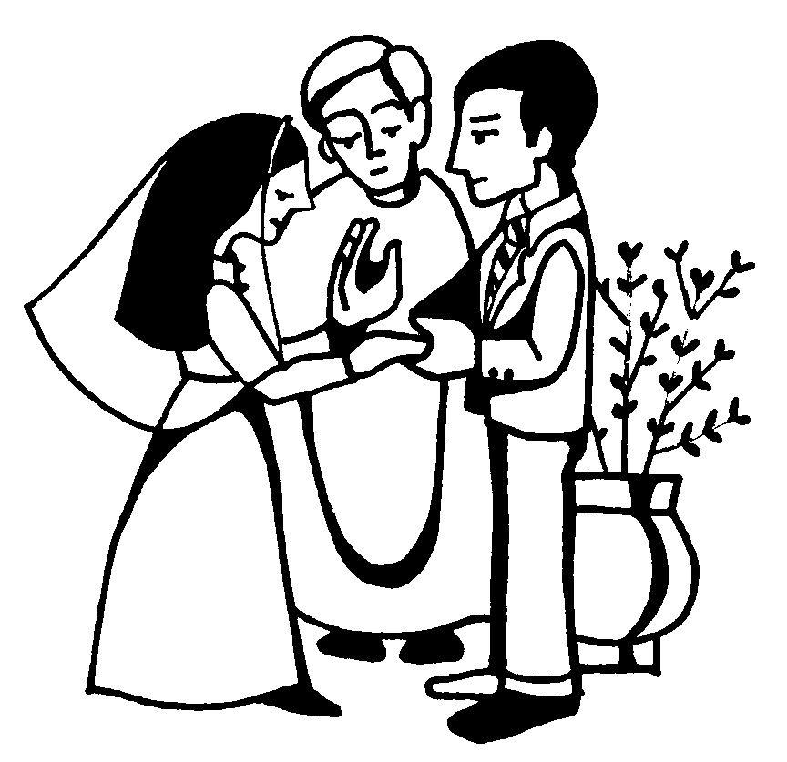 Clipart catholic sacraments.
