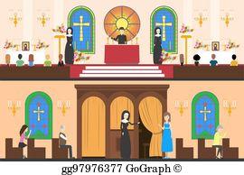 Catholic Church Clip Art.