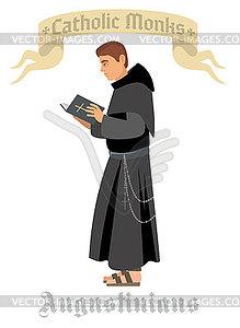 Catholic Monks.