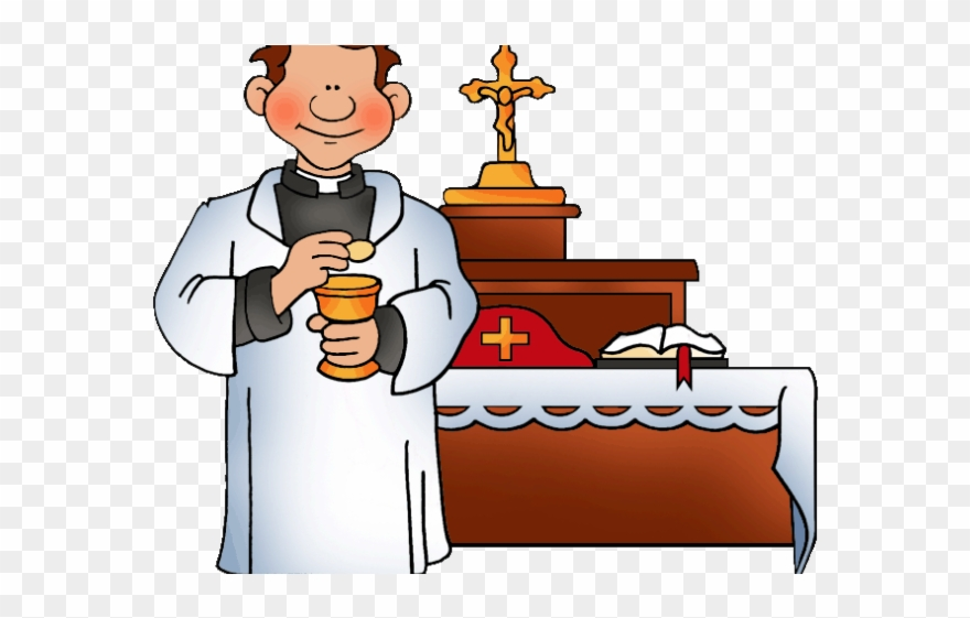 Religion Clipart Catholic Mass.