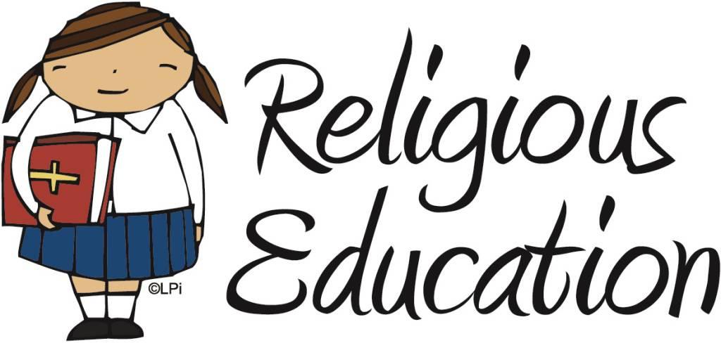 Religious Education Clipart.