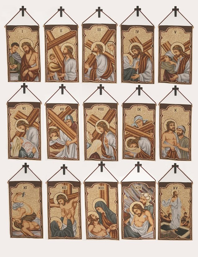 The Catholic Toolbox: Stations of the Cross.