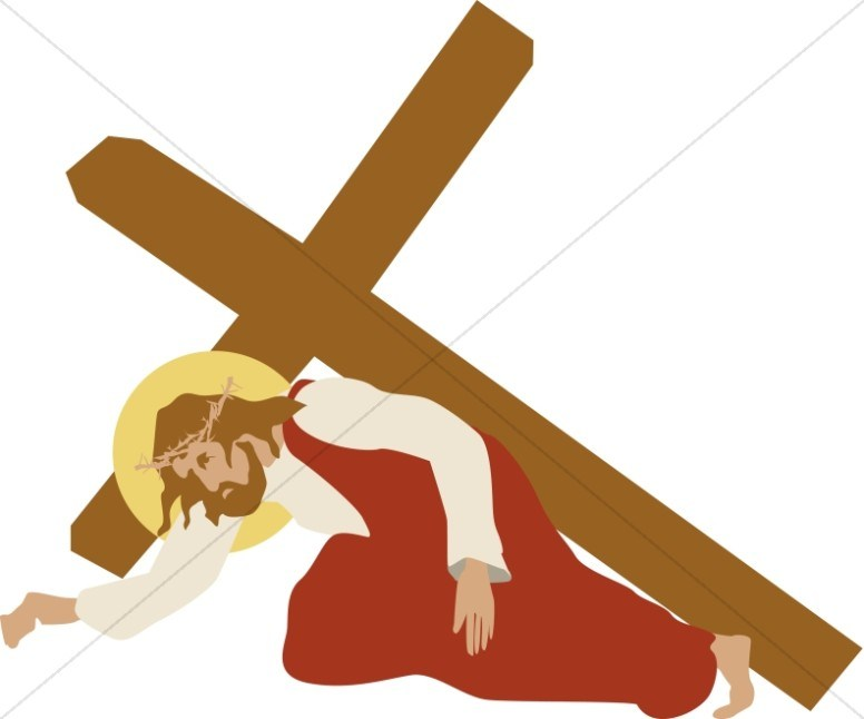 Catholic stations of the cross clipart 3 » Clipart Portal.