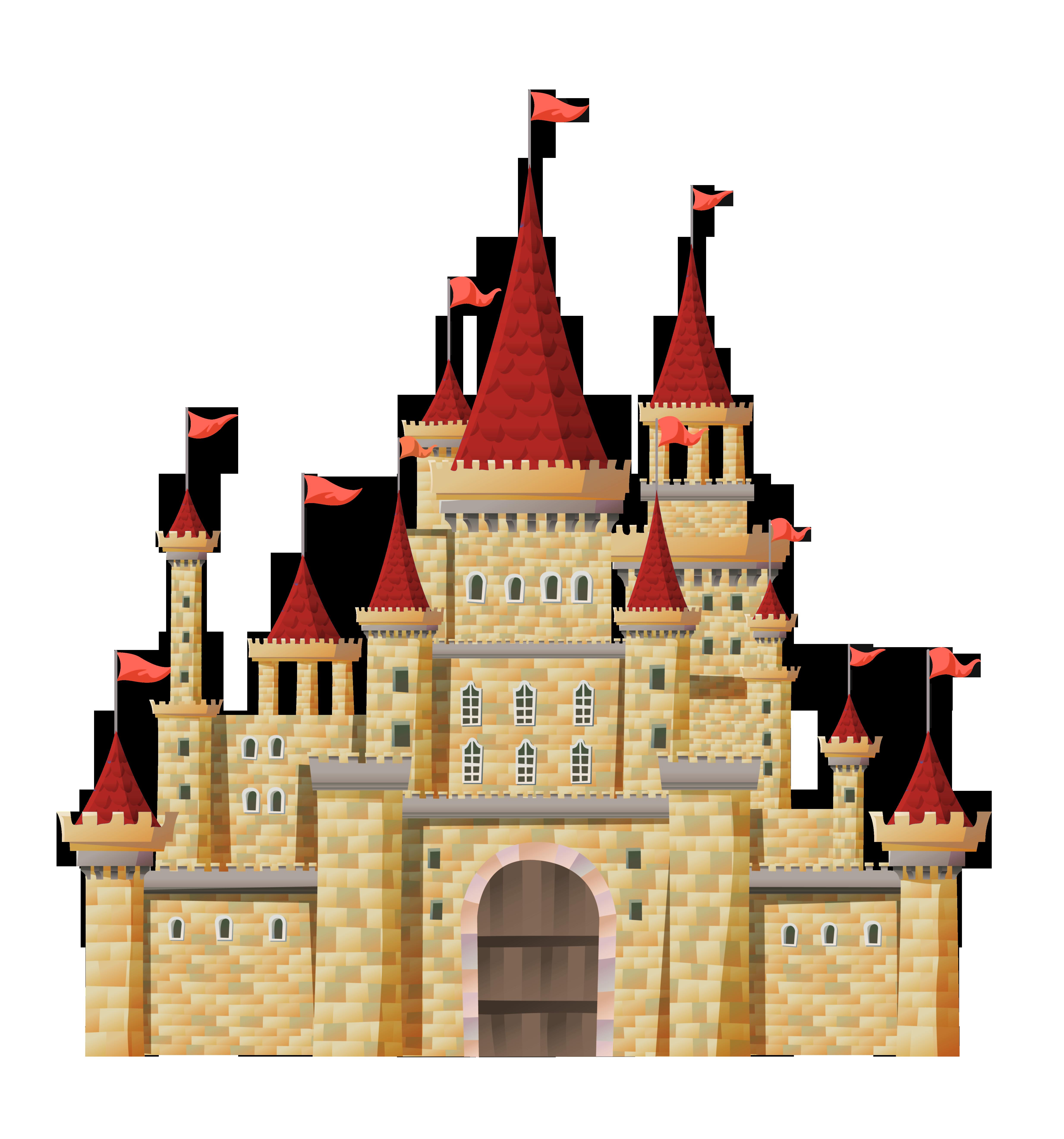 Free Castle Clipart.