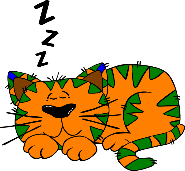 Free Cat Napping Cliparts, Download Free Clip Art, Free Clip.
