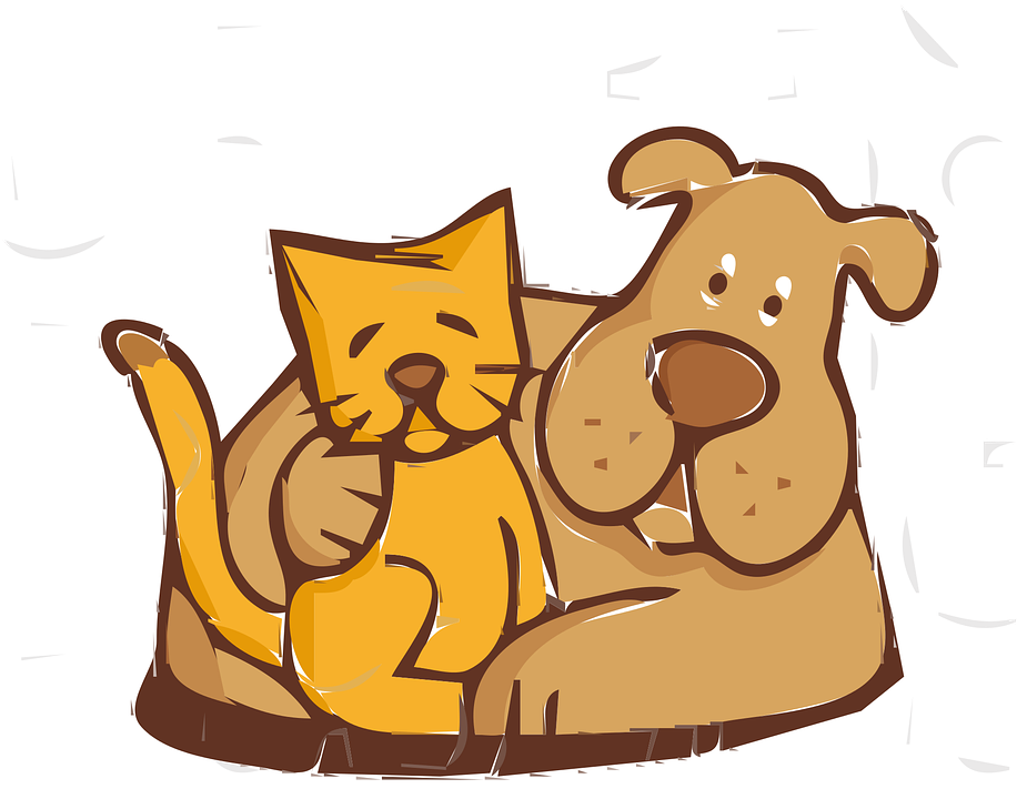 Cats And Dogs Clipart Group with 68+ items.