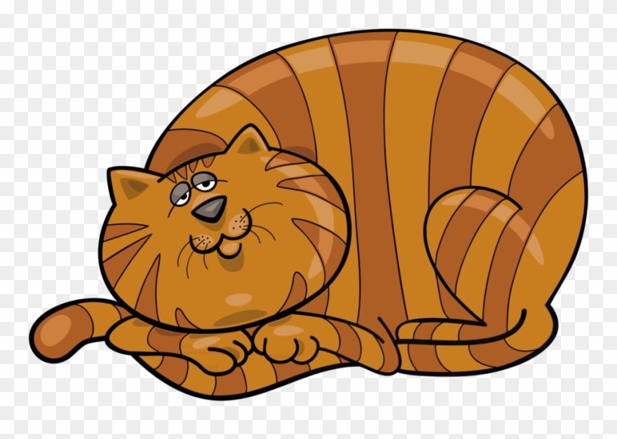 Big Cat Clipart Fat Cat.