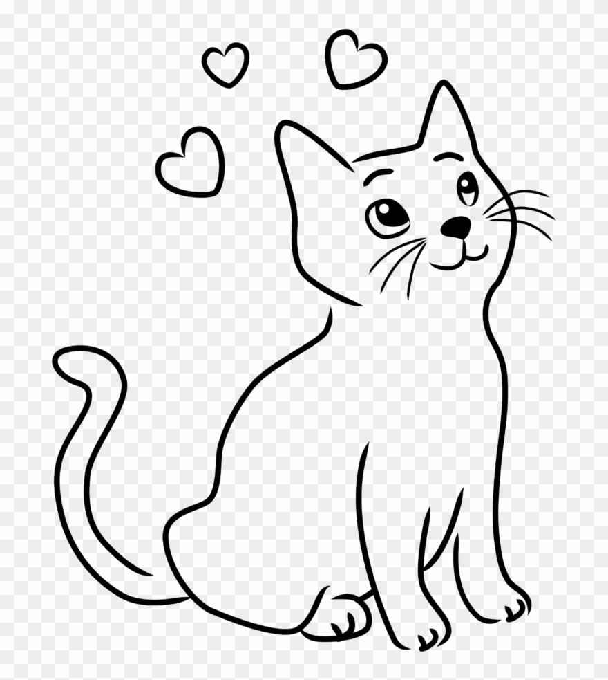79 794803 Happy Cat Clipart 8 Drawings Drawing Images Of Cat Clipart.