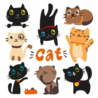 Cats Clipart Free & Free Clip Art Images #19359.