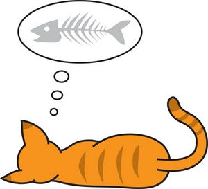 Cats Clipart Image.
