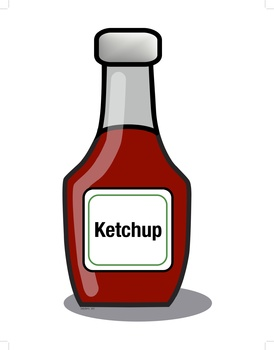 ketchup bottle Ketchup clip art clipartlook jpg.