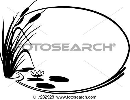 Cattail Clipart and Illustration. 123 cattail clip art vector EPS.