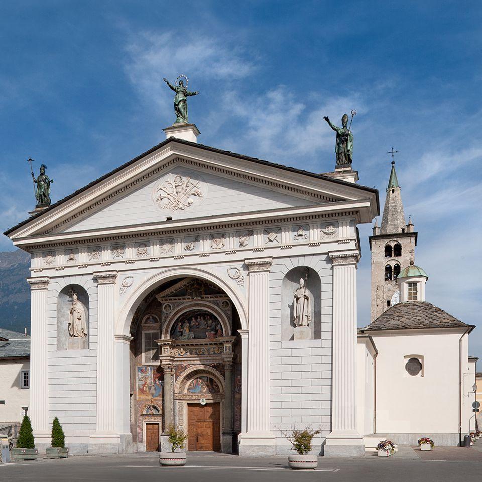 Cattedrale di Santa Maria Assunta.