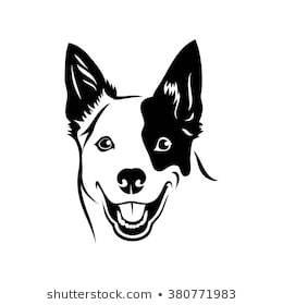 Australian cattle dog clipart 2 » Clipart Portal.