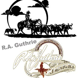 Cattle drive clipart 3 » Clipart Station.