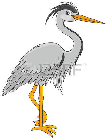 162 White Egret Stock Vector Illustration And Royalty Free White.