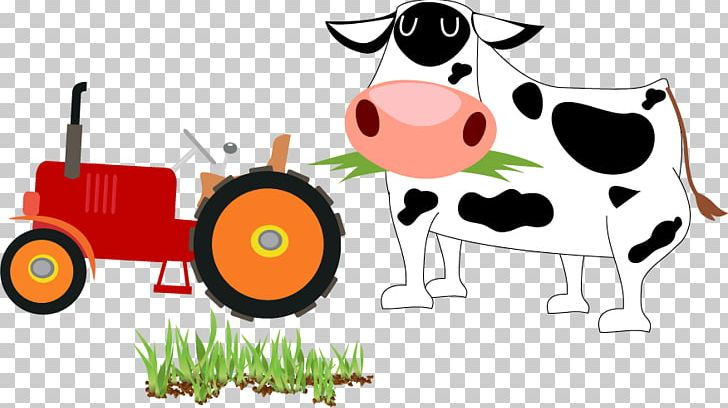Cartoon Cattle Agriculture PNG, Clipart, Art, Brand, Cows.