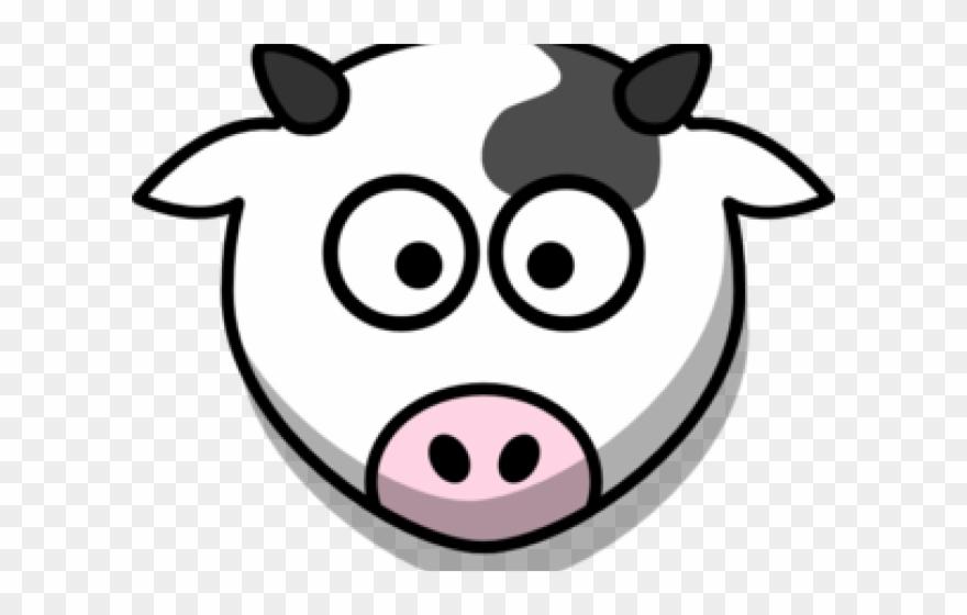 Head Clipart Cow's.