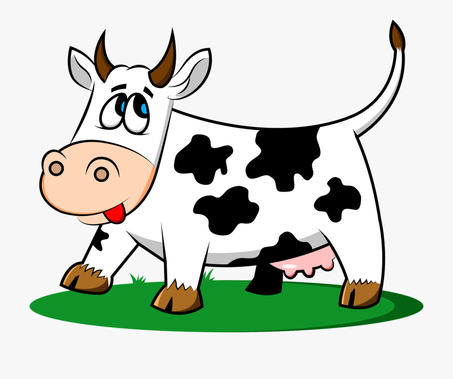 Cattle Clipart Cow Tail.
