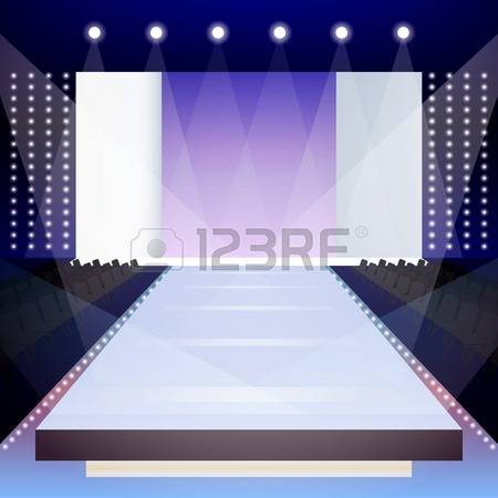 1,338 Catwalk Cliparts, Stock Vector And Royalty Free Catwalk.