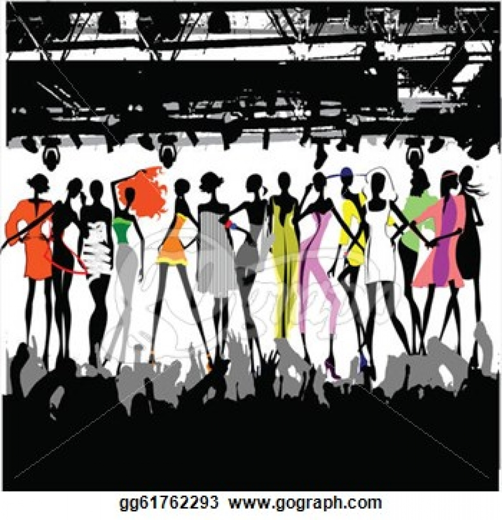 catwalk clip art royalty free gograph in fashion ramp clipart.