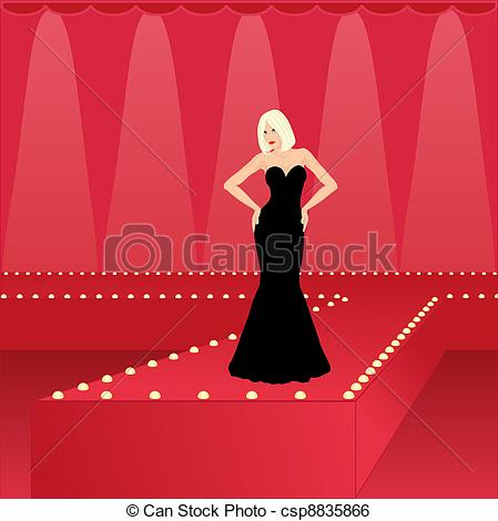 Runway catwalk Vector Clip Art EPS Images. 162 Runway catwalk.