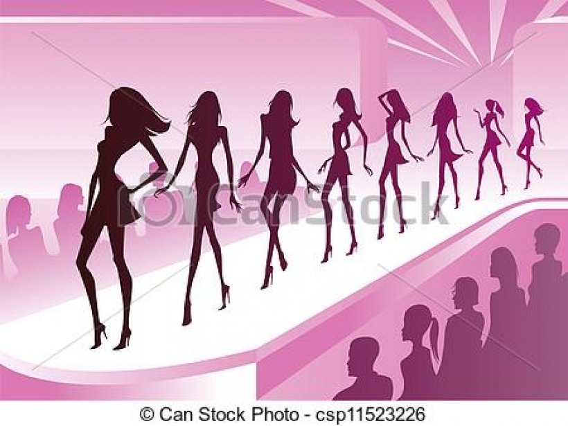 fashion show clipart and stock illustrations 11834 fashion show.