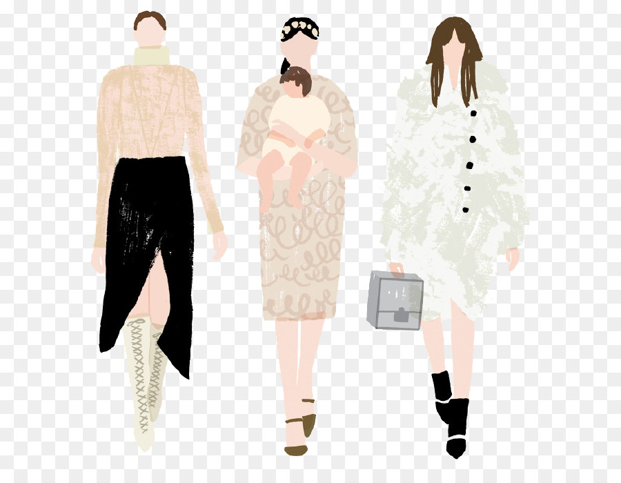 Fashion Catwalk png download.