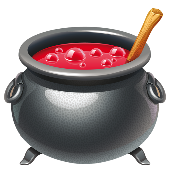 Witch Cauldron Clipart in 2019.