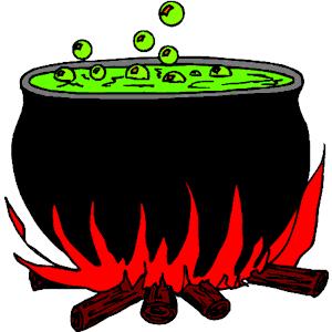 Cauldron Clipart.