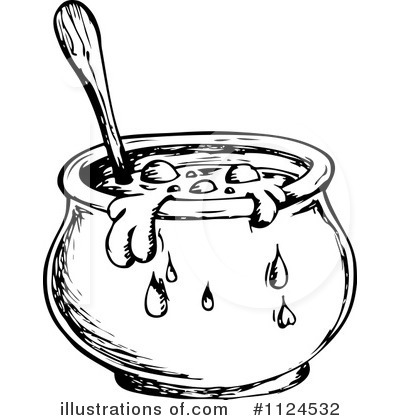 Cauldron Clipart #1124532.