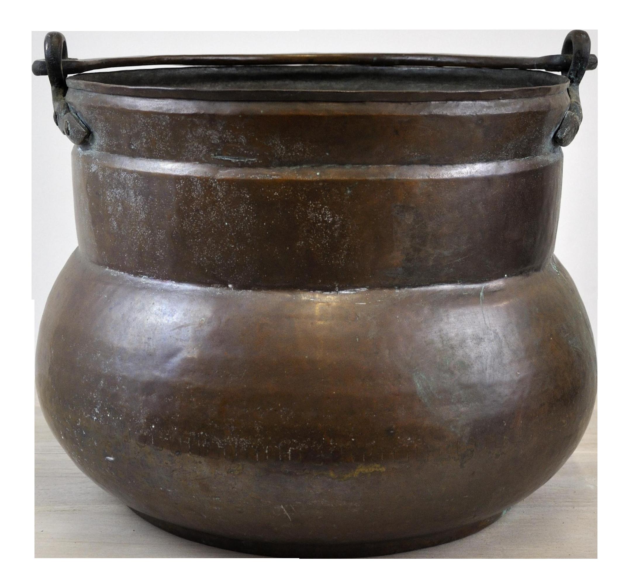 Cauldron Transparent Images PNG.